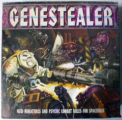 Space Hulk - Genestealer expansion