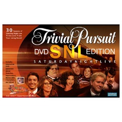 Trivial Pursuit SNL DVD Edition (Saturday Night Live)