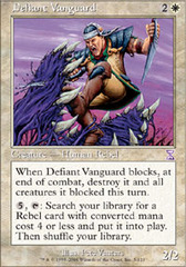 Defiant Vanguard on Channel Fireball