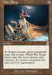 War Barge
