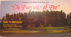'In Pursuit of Par' Par 72 Edition