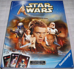 Star Wars: Attack of the Clones Card Game