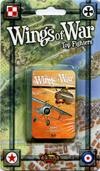 Wings of War - Top Fighters Booster Pack