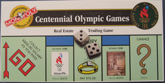 Monopoly - Centennial Olympic Games