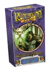 Runebound - Wildlander Character Deck