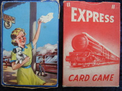 'Express' Card Game