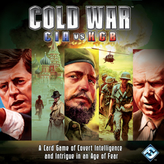 Cold War: CIA vs KGB