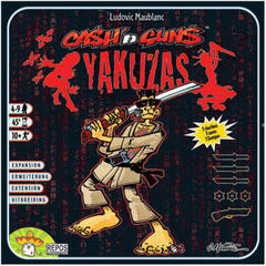 Cash 'n Guns: Yakuzas