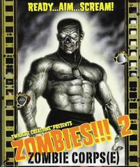 Zombies!!! 2:  Zombie Corps(e) - Second Edition