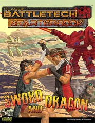 Classic Battletech Starterbook: Sword and Dragon
