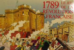 1789: Le Jeu de la Révolution Francaise