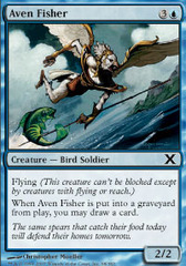 Aven Fisher on Channel Fireball