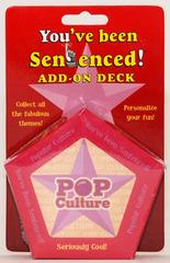 You've Been Sentenced Add-On Deck: Pop Culture