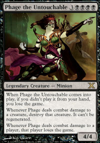 Phage the Untouchable