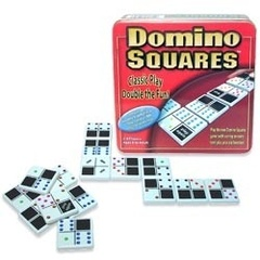 Domino Squares - Dominoes Game