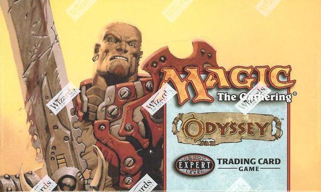 Odyssey Booster Box