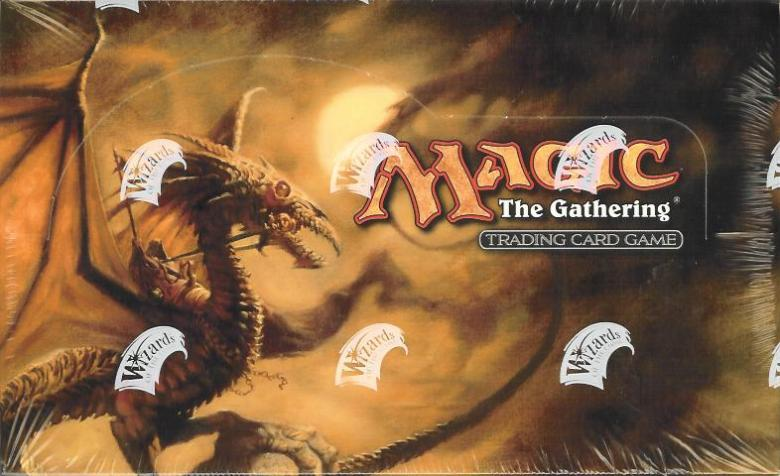 MTG 9th Ninth Edition Booster Box