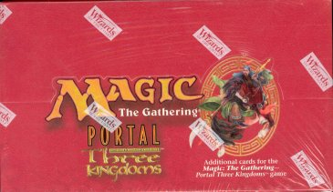 Portal 3 Kingdoms Booster Box