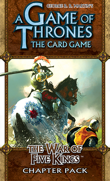 A Game of Thrones: The Card Game - The War of Five Kings