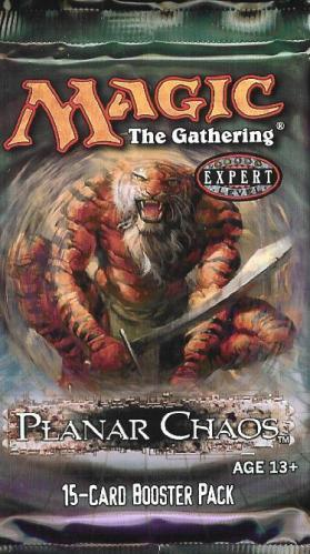 Planar Chaos Booster Pack