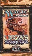 Urza's Saga Booster Pack on Channel Fireball