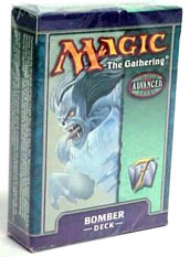 7th Edition Bomber Theme Deck on Channel Fireball