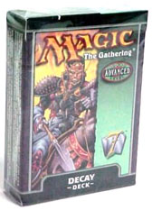 7th Edition Decay Theme Deck
