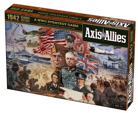 Axis & Allies 1942 (2nd edition)