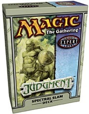 Judgment Spectral Slam Precon Theme Deck