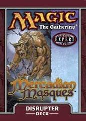 Mercadian Masques Disruptor Precon Theme Deck