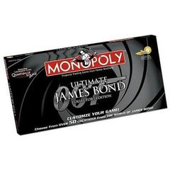 Monopoly: Ultimate James Bond Collector's Edition