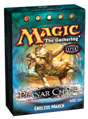 Planar Chaos Endless March Precon Theme Deck