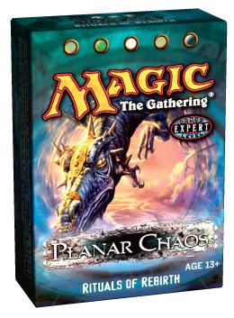 MTG Planar Chaos Theme Deck: Rituals of Rebirth