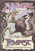 MTG Tempest Theme Deck: Slivers