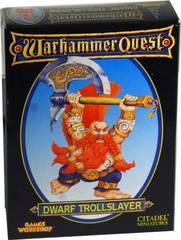 Warhammer Quest: Dwarf Trollslayer