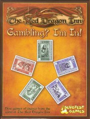 The Red Dragon Inn: Gambling? I'm In!