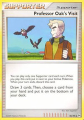 Professor Oak's Visit - 90/99 - Uncommon