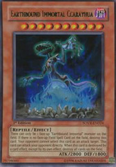 Earthbound Immortal Ccarayhua - SOVR-EN024 - Ultra Rare - 1st Edition on Channel Fireball