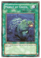 Moray of Greed - SOVR-EN058 - Common - 1st Edition