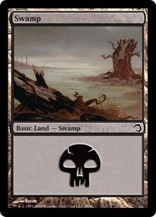 Swamp - Foil