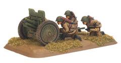 76mm obr 1927 gun (x2) - Gun, Artillery