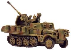Armoured Sd Kfz 10/5 (2cm)