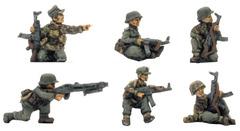 Begleit Assault Platoon, StuG Batterie