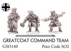 Greatcoat Command Team