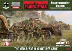 Panzergrenadier Platoon (Late) - Infantry, Platoon A