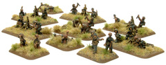 SS-Mortar Platoon (Late)