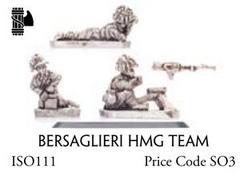 Bersaglieri HMG Team