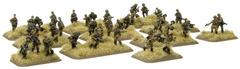 Lt Pyl'Cyn & Submachine-gun Company (late) - Infantry, Command