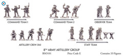 8th Army Artillery Group - Special Order