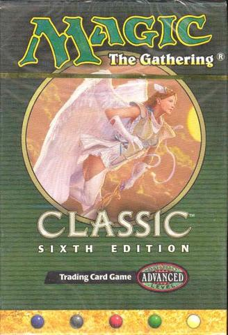 6th Edition Two Player Starter Deck